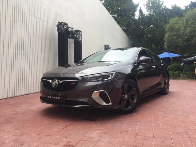 全新君威GS实拍体验!别克家族销量最好的GS车型?