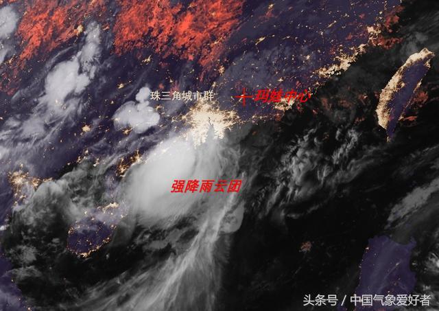"""17号台风""""古超""""可能杀到广东!15天内台风都快可... _手机搜狐网"""