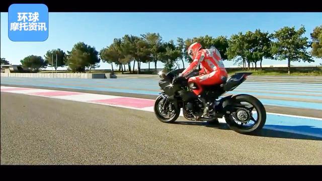 h2r摩托车多少钱