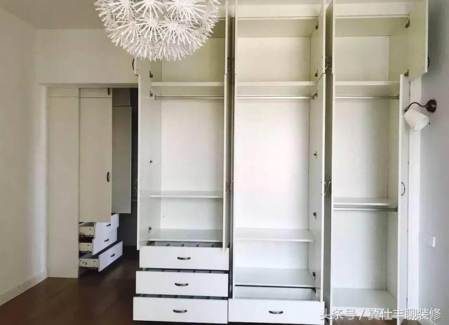 22款衣柜设计,这样的衣柜火了!