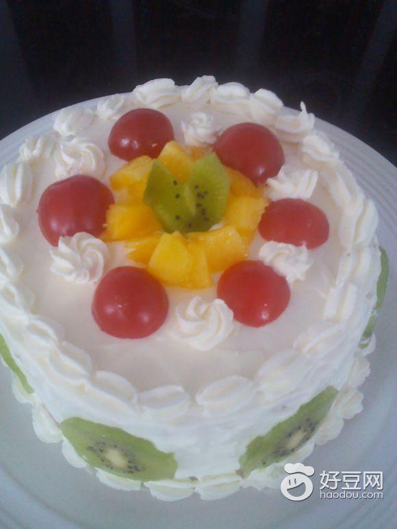 六寸生日蛋糕