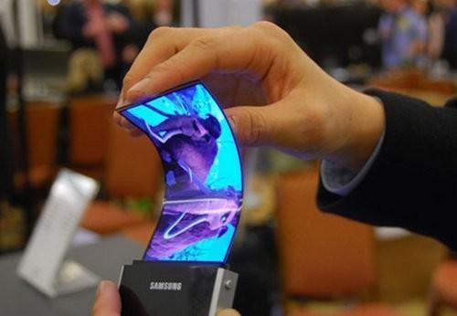 中興雙面屏手機