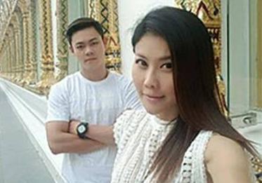 泰国辣妈模特jewnaka