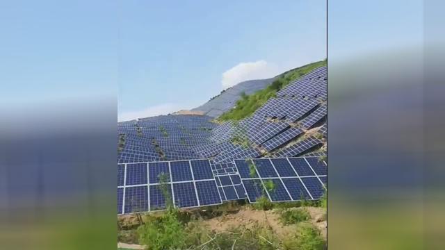 240w太陽能板發電量