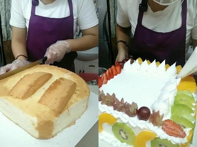 手把手教你做蛋糕