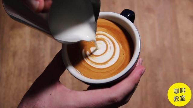 咖啡拉花技巧_亲子百科_太平洋亲子网