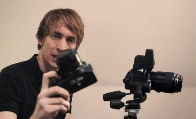 影视的拍摄手法