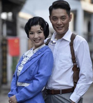 新中国的22大电影明星夫妻照_品略