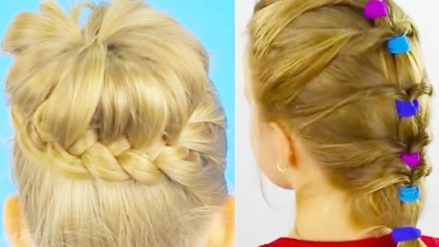 【儿童发型图片】流行儿童发型图片大全,女童... _【西子美发网】