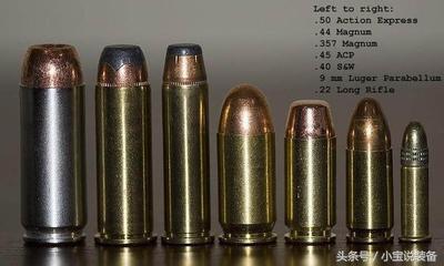 美苏都采用7.62毫米枪弹,但苏联7.62毫米枪弹要比... _新浪看点