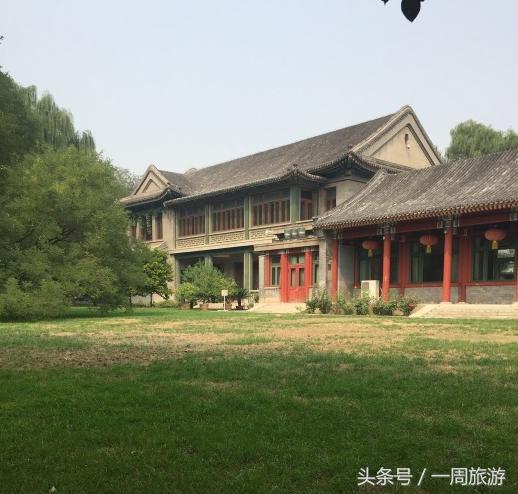 北京宋庆龄故居位置在哪里