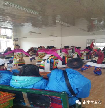 南木林县第一中学照片