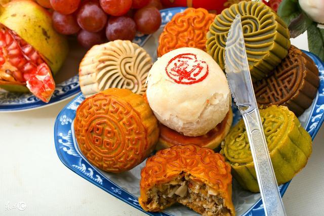 中秋节月饼图片大全_瑞文网