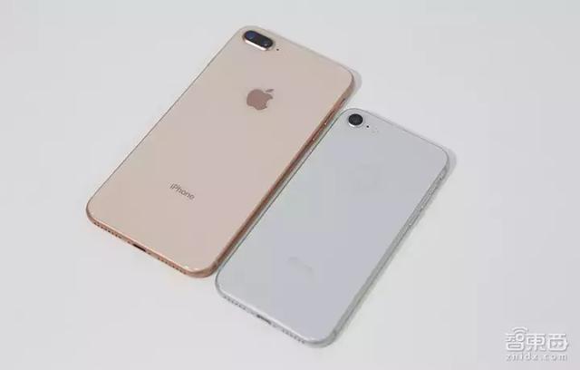 苹果plus8细节图