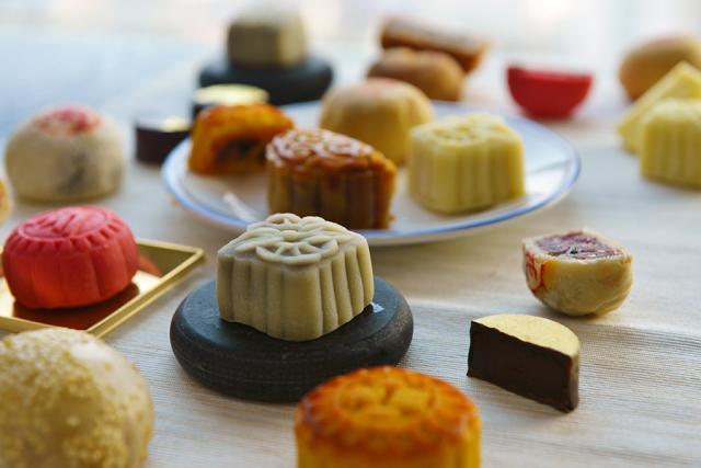 中秋将至,各式各样的月饼里你最喜欢哪一种呢?