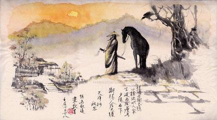 关于描写秋天的诗句、古诗_诗词名句网