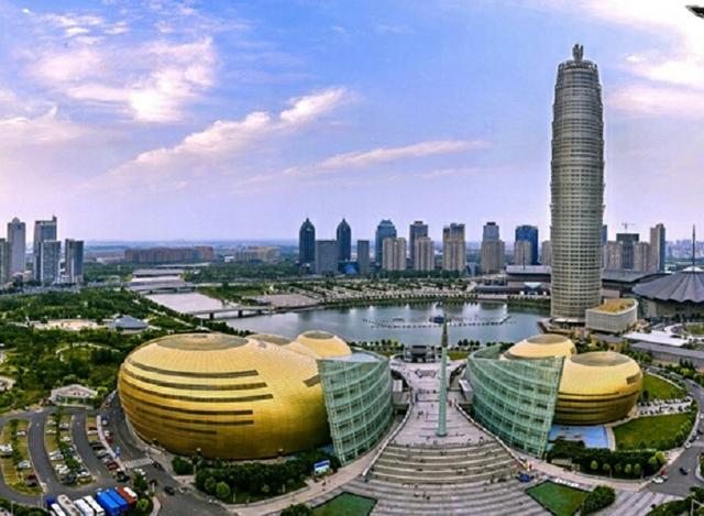 郑州二七塔内部图片