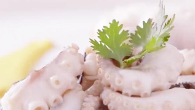 凍八爪魚能白灼嗎