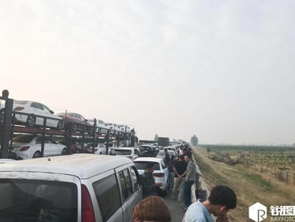 河南高速堵车情况最新