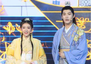 《双世宠妃2》北京发布会,八王爷邢昭林、梁洁、孙艺宁出席现场