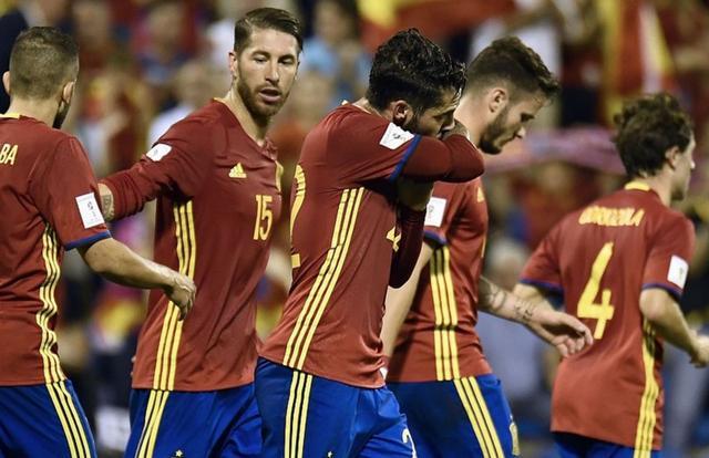 世预赛欧洲区积分榜及出线分析,4队晋级,冰岛无限接近世界杯