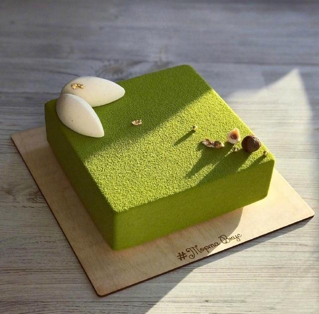 「Creative cake pictures」This cake like