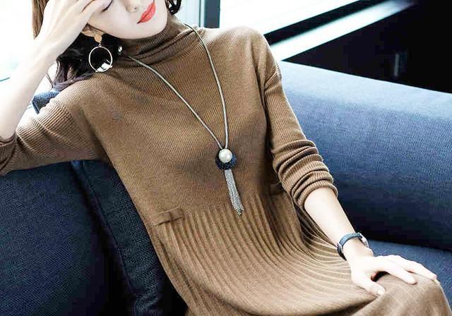 三款大码针织衫,素色和亮色,插肩开衫和镂空套头衫,休闲大方