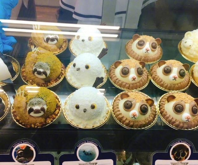 各種精致可愛的小蛋糕,哪個萌到你了?