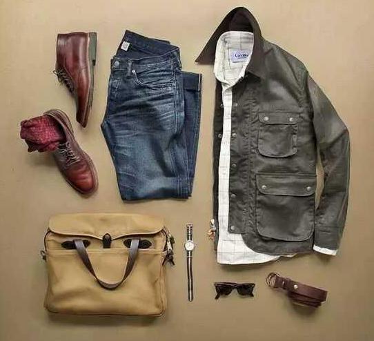 男人穿衣最大难题不是买,而是不会搭!五套搭配省心又帅立刻买!
