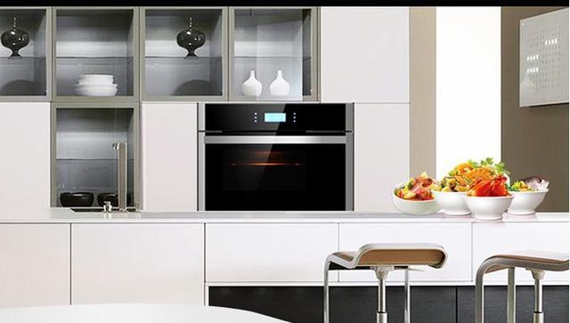 嵌入式烤箱位置