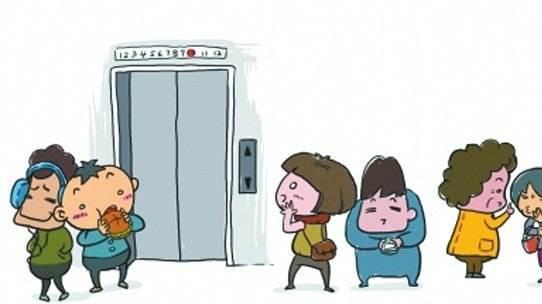 电梯安全知识_美篇