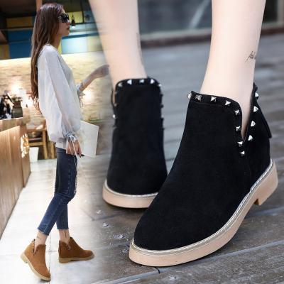 10款短靴让你美美过秋季!