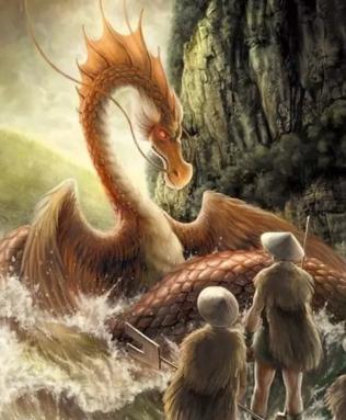 中国传说中的十大神兽,凤凰地位最低,最厉害的是几... _腾讯网