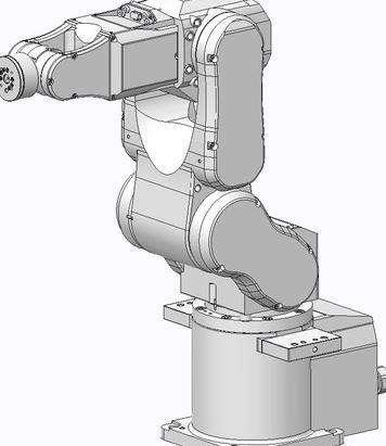 自动化机械手 工业六轴机器人迈德尓机器人价格 - 中国供应商