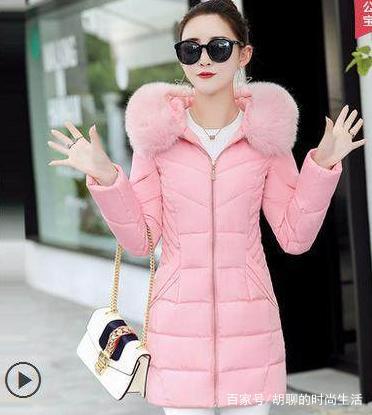 棉衣女冬装中长款,穿墒它既能要风度又有温度,赶紧入手吧!