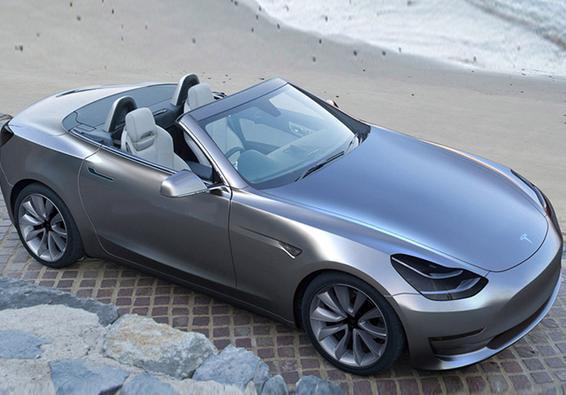 特斯拉Model S纯电超跑,续航680公里、百公里加速仅需2.6秒