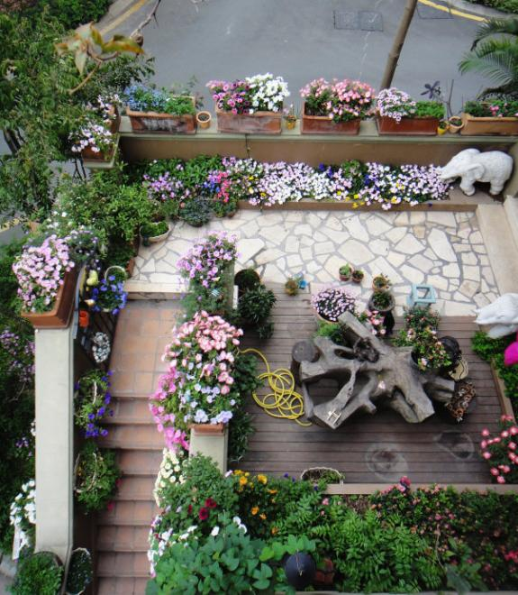 入户花园设计 入户花园装修效果图_保驾护航装修网