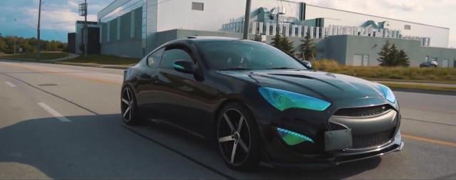 最牛逼的韩国现代车