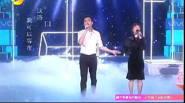 张若昀吴昕为跨年同台,俩人竟做这些亲密动作,太辣眼