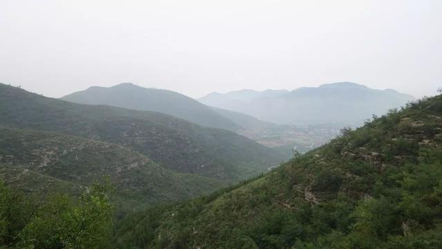石家庄抱犊寨图片景点