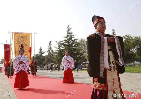 山西运城:舜帝陵春节庙会15种特色小吃,你吃过几种?