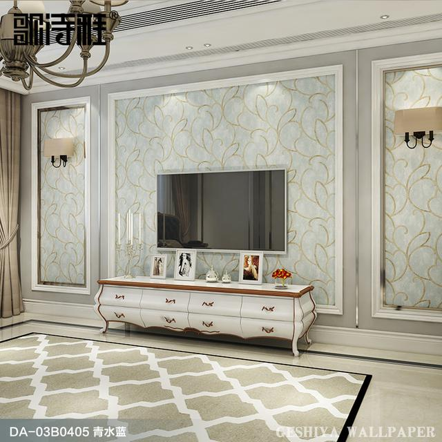 电视背景墙壁纸装饰客厅5D现代简约3D影视墙纸家用8D墙布壁画大气