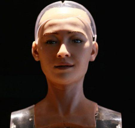 """当初""""口出狂言""""的机器人索菲亚,后来如何了,答案... - 腾讯云"""