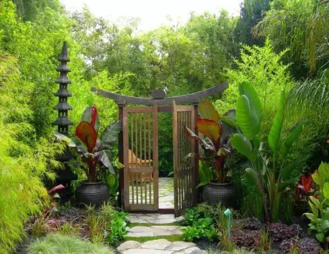 家有小院,一定要做个篱笆墙,美的世间少有!