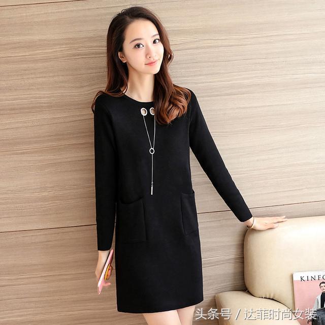 蕾絲連衣裙新款韓版