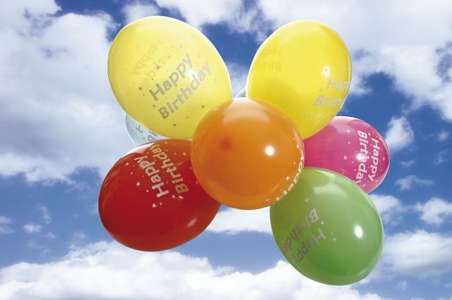 生日气球图片-生日气球素材-包图网