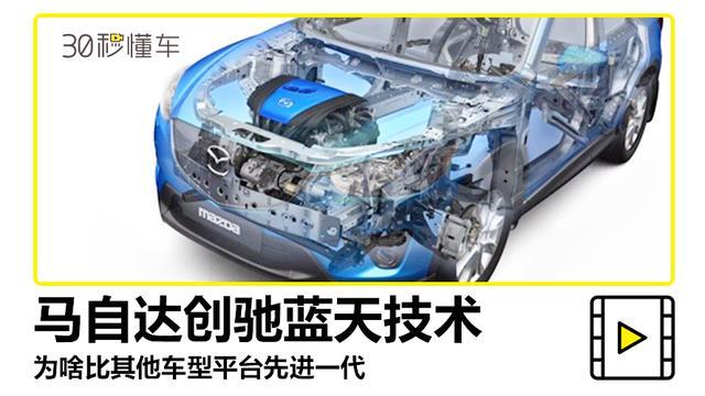 马自达的创驰蓝天技术究竟有多厉害_太平洋汽车网