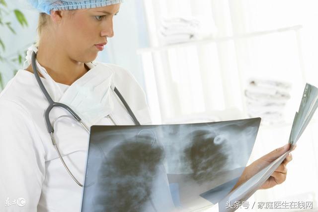 肺结节微创手术后疤痕