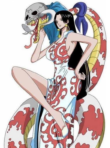 盘点日本动漫中真正的女王陛下 女帝千秋万代