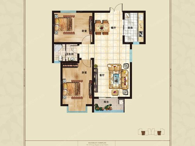 石家庄市中心地铁口的住宅,还便宜,鼎嘉府邸,一室一厅的小户型